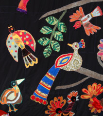 tenture-arbre-de-vie-detail